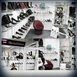 Бутик итальянской обуви Marino Fabiani Киев
