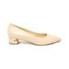 купить женские бежевые туфли балетки