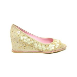 Купить туфли с открытым носом