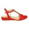брендовые женские сандалии большого размера