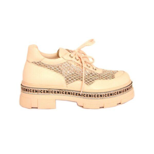 Женские итальянские кроссовки Gianni Renzi Couture