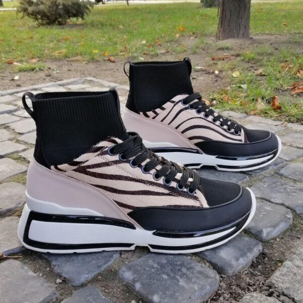 Kat Maconie Rythil брендовые кожаные кроссовки