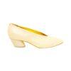 Женские итальянские туфли Halmanera Ginny 01 нюдовые